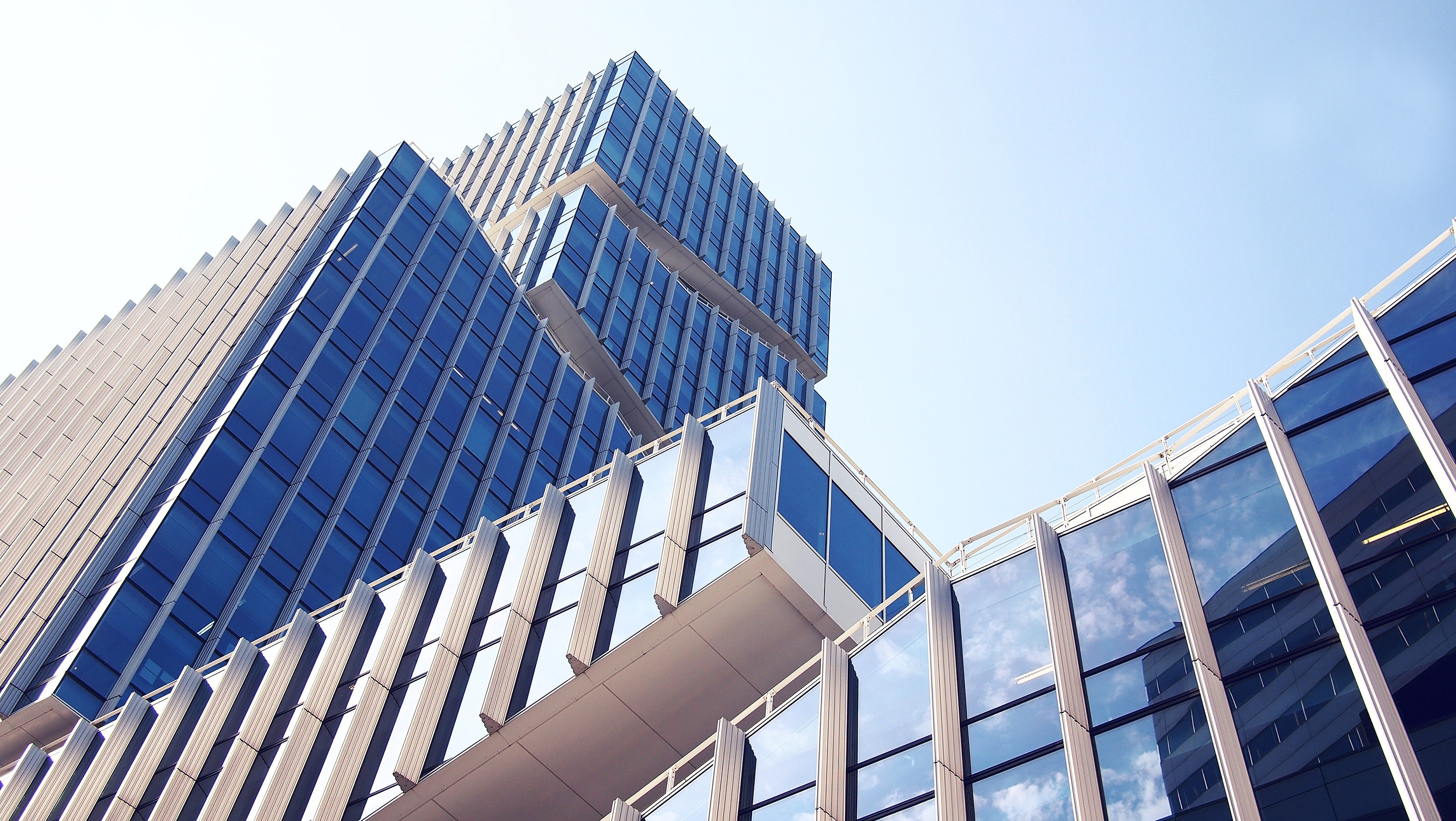 Picture of a strata building
